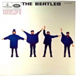 Beatles - Help! 1965 UK