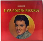 Elvis Presley - Elvis' Golden Records 1963 Black RCA Label