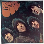 Beatles - Rubber Soul 1965 UK