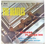 Beatles - Please Please Me 1977 GER