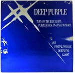 Deep Purple - Turn On The Blue Light, Dortmund 1987 500 Copies