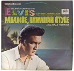 Elvis Presley - Paradise, Hawaiian Style 1966 GER Black Labels