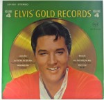 Elvis Presley - Elvis' Gold Records Vol.4 1968 GER Black Label