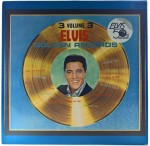 Elvis Presley - Elvis' Golden Records, Vol. 3 1985 GER 50th Anniv. Ed.