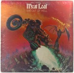 Meat Loaf - Bat Out Of Hell Canada 1977