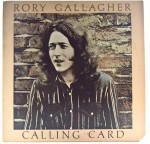 Rory Gallagher - Calling Card 1976 US