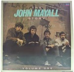 John Mayall's Bluesbreakers - The John Mayall Story Volume One 1983 UK