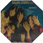 Rolling Stones - Through The Past, Darkly (Big Hits Vol. 2) 1969 UK