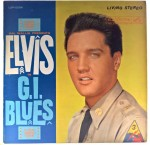 Elvis Presley - G. I. Blues 1964 US