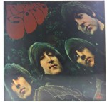 Beatles - Rubber Soul 2012 180g
