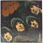 Beatles - Rubber Soul 1980 UK