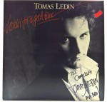 Tomas Ledin - Lookin' For A Good Time (autograf)