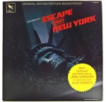 John Carpenter, Alan Howarth - Escape From New York 1981 US