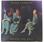 Black Sabbath - Heaven And Hell 1980 GER 1 PRESS
