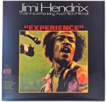 Jimi Hendrix With Noel Redding And Mitch Mitchell - Experience