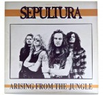 Sepultura - Arising From The Jungle