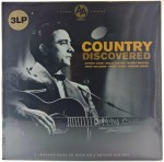Country Discovered 3 LP