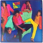 Rolling Stones - Dirty Work 1986 CANADA