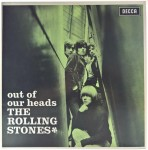 Rolling Stones - Out Of Our Heads 1981 SCAN