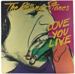 Rolling Stones - Love You Live 1977 SWEDEN