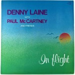 Denny Laine With Paul McCartney - In Flight