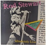 Rod Stewart - Absolutely Live 1982 GER