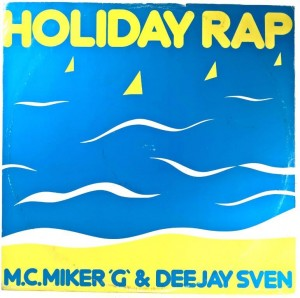 "M. C. Miker ""G"" & Deejay Sven - Holiday Rap"