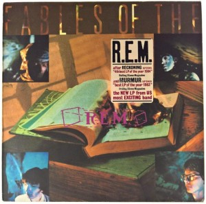 R.E.M. - Fables Of The Reconstruction 1985