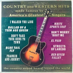 Rusty Adams / Buzz Wilson - Country And Western Hits