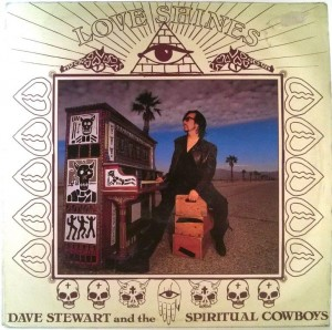 Dave Stewart And The Spiritual Cowboys - Love Shines