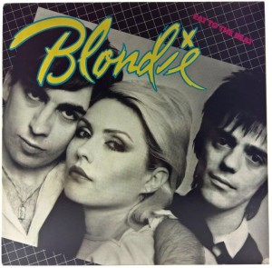Blondie - Eat To The Beat 1979 GER Sample Version