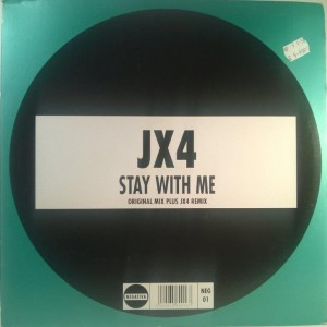 JX4 - Stay With Me