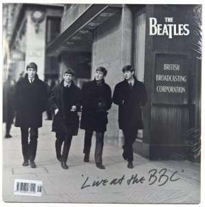 Beatles - Live At The BBC 3LP 180g