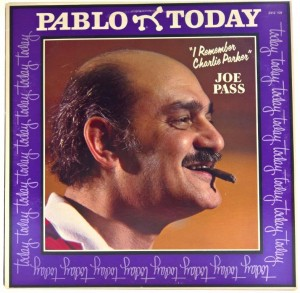 Joe Pass - I Remember Charlie Parker 1979 US