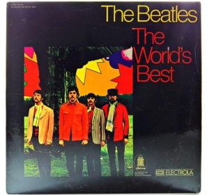 Beatles - The World's Best 1972 GER Club Ed.
