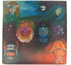 King Crimson - In The Wake Of Poseidon 1974 HOL