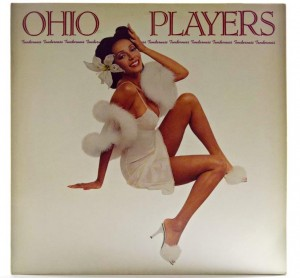 Ohio Players - Tenderness 1981 GER 1 PRESS