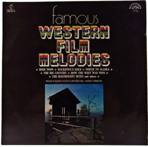 Prague Orchestra - Famous Western Film Melodies