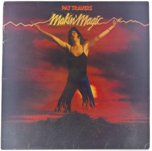 Pat Travers - Makin' Magic