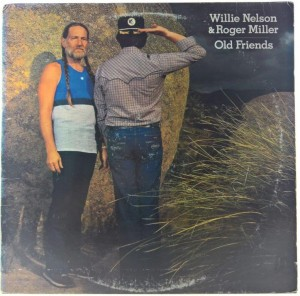 Willie Nelson & Roger Miller - Old Friends