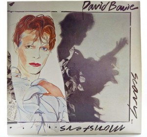 David Bowie - Scary Monsters 1980 HOL