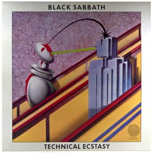 Black Sabbath - Technical Ecstasy 180g 2012