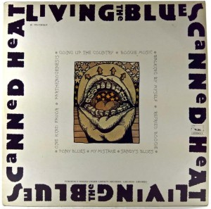 Canned Heat - Living The Blues 1981 FRANCE