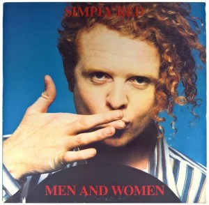 Simply Red - Men And Women 1987 US