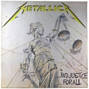 Metallica - ...And Justice For All 1988 1 PRESS
