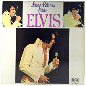 Elvis Presley - Love Letters From Elvis UK