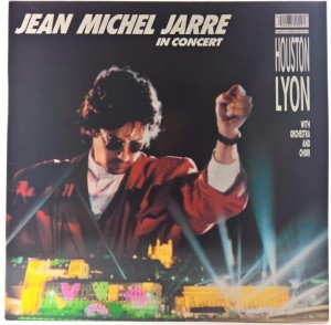 Jean Michel Jarre - In Concert Houston / Lyon 1987 GER