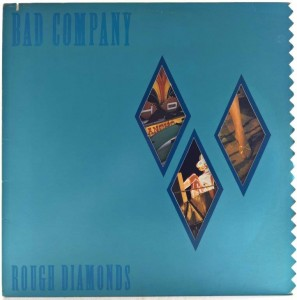 Bad Company - Rough Diamonds US 1982