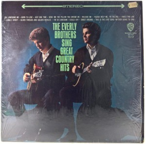 Everly Brothers - Sing Great Country Hits
