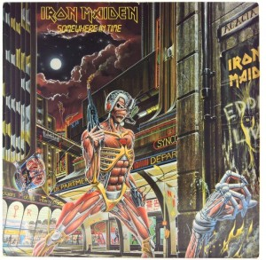 Iron Maiden - Somewhere In Time 1986